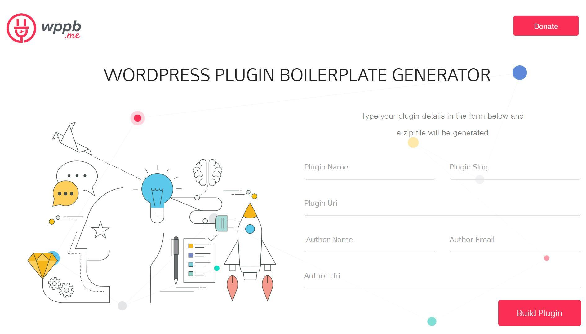 How To Create A WordPress Plugin Using The WPPB Boilerplate – Including A Beautyful Settings Page