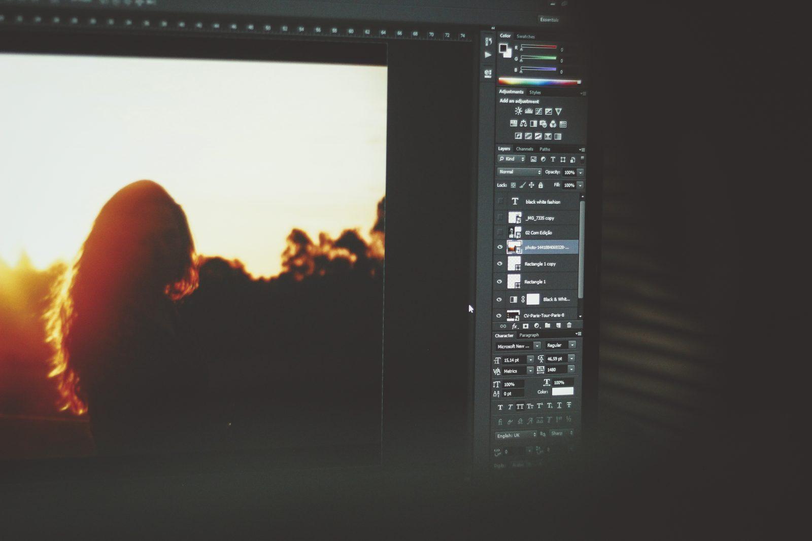 Photoshop Farbe Ersetzen Funktioniert Nicht Bei Schwarz Und Weiß – Hier Ist Die Lösung