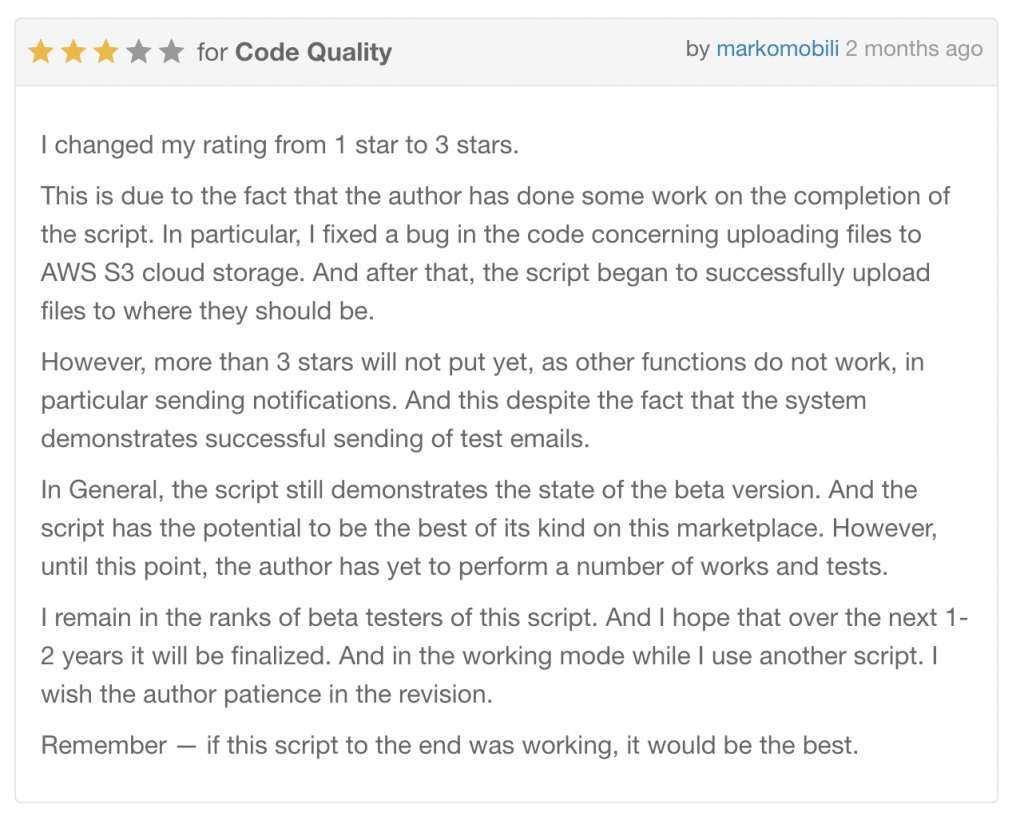 Another bad Workice review explaining in detail why Workice could be the best CRM but fails to be.